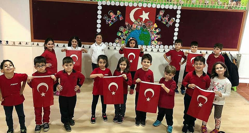 >23 Nisan Ulusal Egemenlik ve Çocuk Bayramı Etkinlikleri